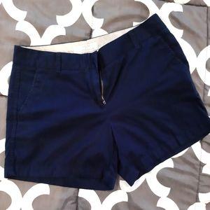 3/$25🎉 J Crew Chino Navy Shorts